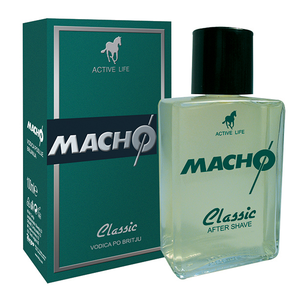 Macho after shave classic