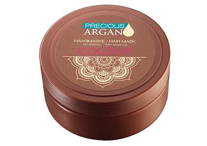 ARGAN MASKA COLOUR